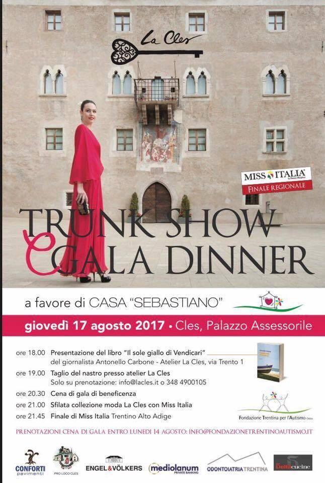 Cena di gala - sfilata collezione moda   Eventi e manifestazioni ... a6539c8c63b